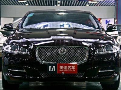 捷豹 XJ  L 3.0T 四驱尊享商务版图片