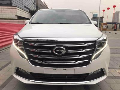 广汽传祺 GM8  2018款 320T 豪华版图片