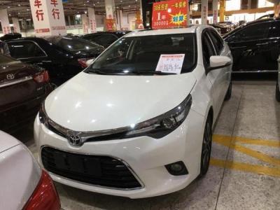 丰田 雷凌  1.8GS CVT精英版图片