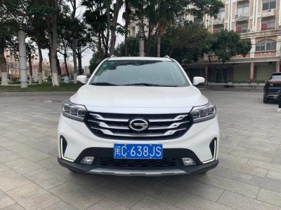 2019年6月 广汽传祺 GS4 270T 自动两驱豪华智联版图片