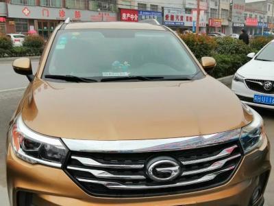 广汽传祺 GS4  2017款 200T 手动两驱豪华版图片