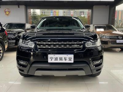 2016年10月 路虎 揽胜运动版  3.0 V6 SC HSE图片