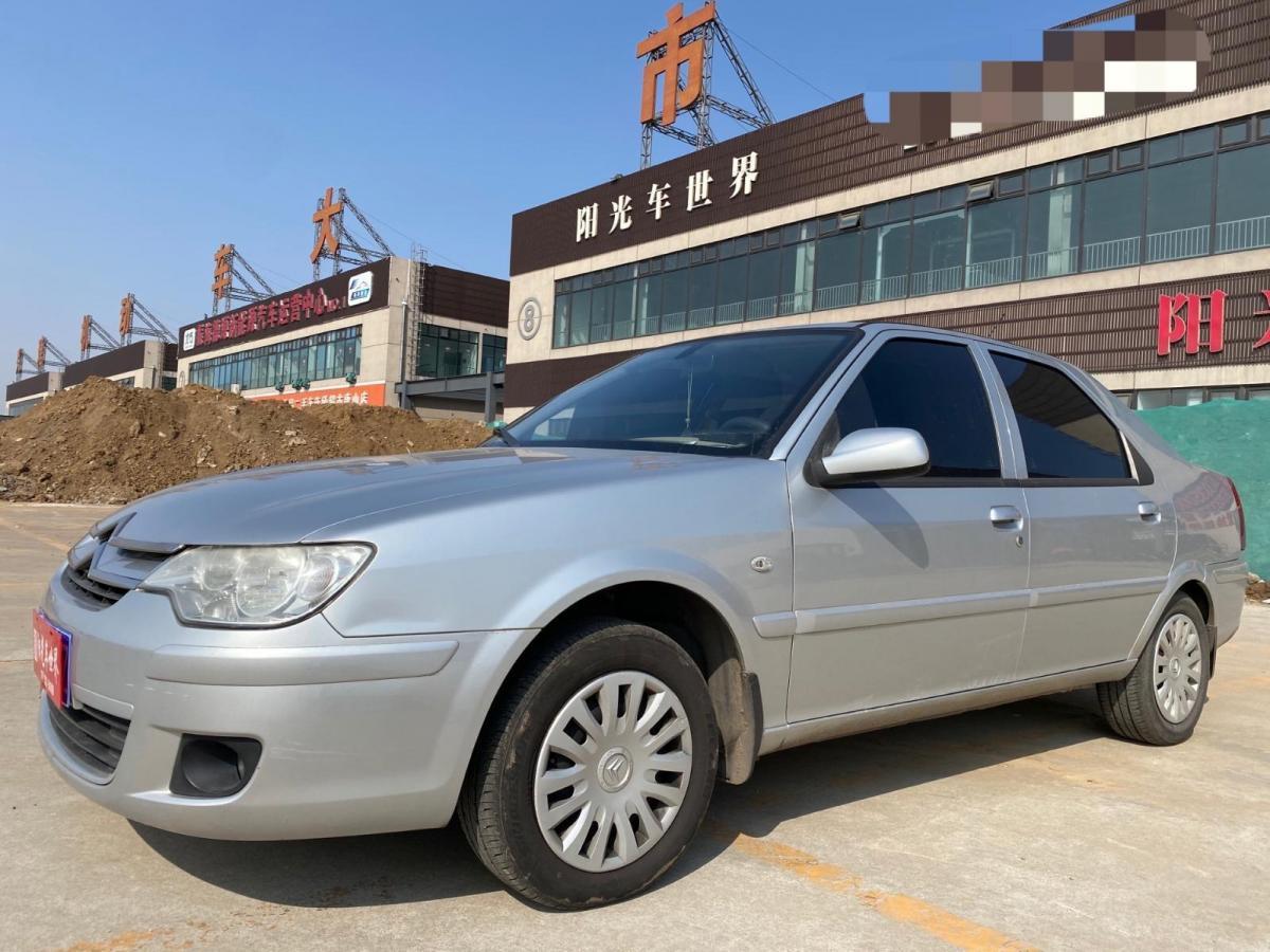 唐山二手雪铁龙爱丽舍2011款三厢1.6L手动科技型自动档报价2.8万