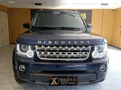 路虎 发现  2014款 3.0 V6 SC HSE Luxury