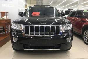 二手Jeep(进口)大切诺基3.6 旗舰导航版