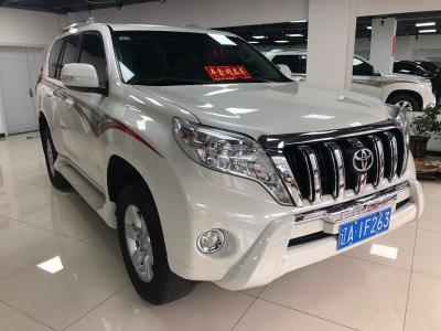 丰田 普拉多  2017款 2700 TXL 中东版