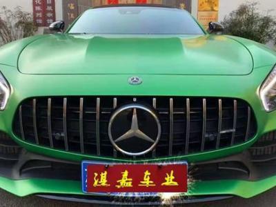 2019年6月 奔驰 奔驰AMG GT AMG GT R图片