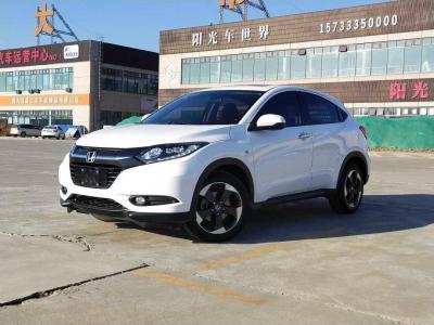 本田 缤智  2017款 1.8L CVT两驱先锋型