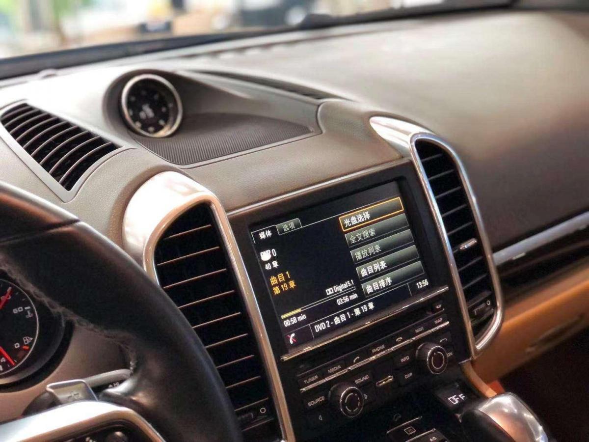 保時捷 Cayenne  2015款 Cayenne 3.0T圖片