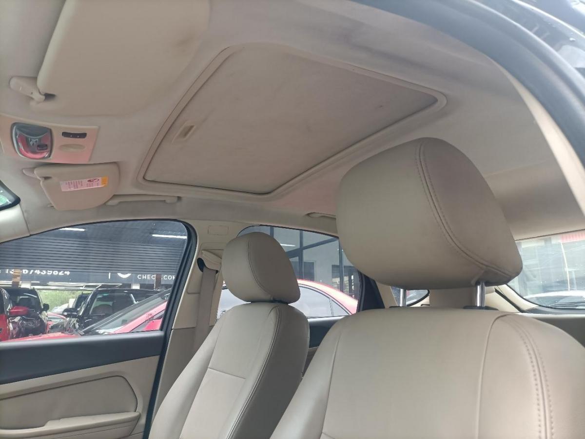 福特 福克斯  2011款 两厢 1.8L 自动时尚型图片
