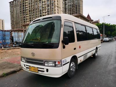 豐田 柯斯達  2007款 2.7L汽油高級版 23座