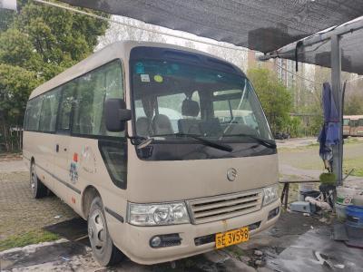 2015年2月 金旅 金旅考斯特 2.7L汽油版JM495QF-Ⅲ图片