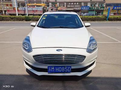 福特 福睿斯  2019款  改款 1.5L 自動悅享型 國VI圖片