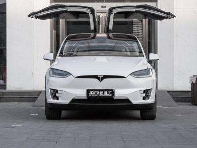 2018年10月 特斯拉 Model X 长续航版图片