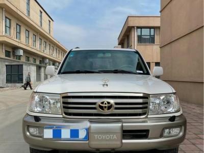 丰田 兰德酷路泽  2007款 4.7L 自动VX-R图片