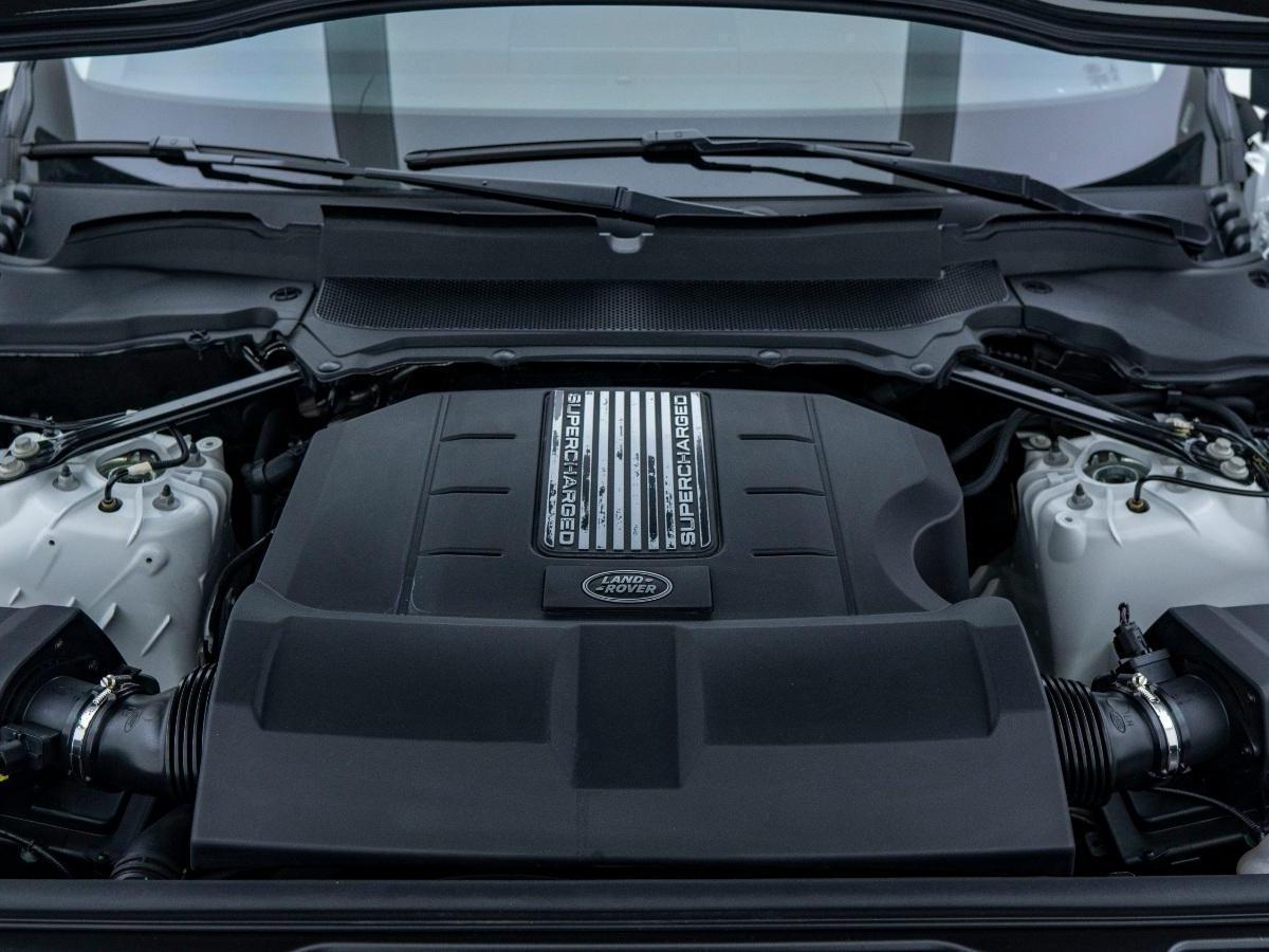 路虎 发现  2019款 3.0 V6 SE图片