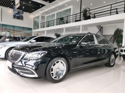 奔驰 奔驰S级  2014款 S 320 L 豪华型