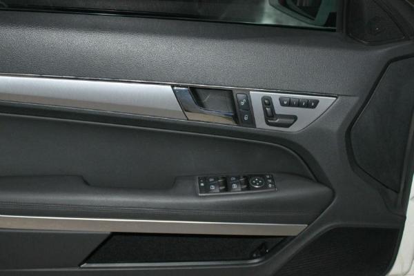 奔驰e260空调按键图解