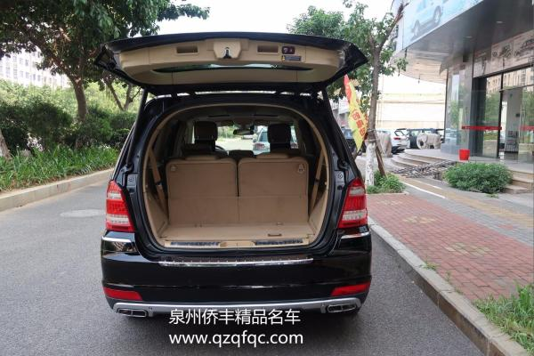 奔驰 奔驰GL级  2012款 GL350 3.0T 美规版图片