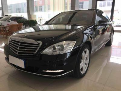 奔驰S级&nbspS400L Hybrid 3.5L