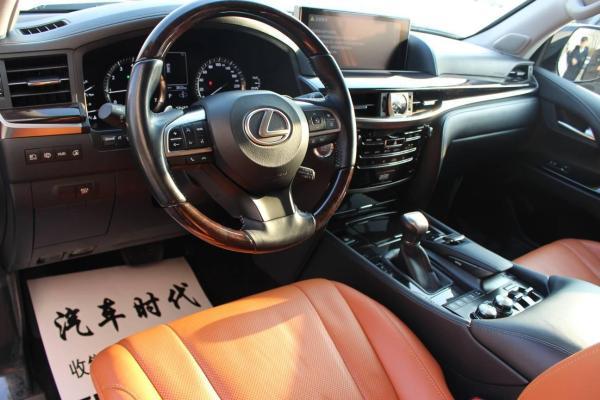 雷克萨斯 LX  LX570 尊贵豪华版 四驱图片