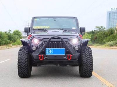 2014年9月 Jeep 牧马人 3.6L 两门图片
