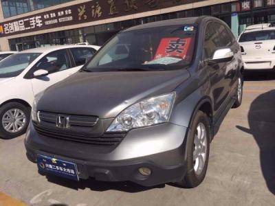 本田 CR-V  2007款 2.4L豪华型
