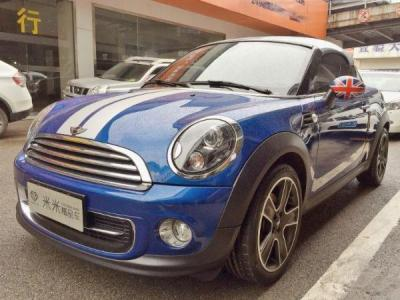 2016年6月   MINI Coupe Cooper 1.6图片