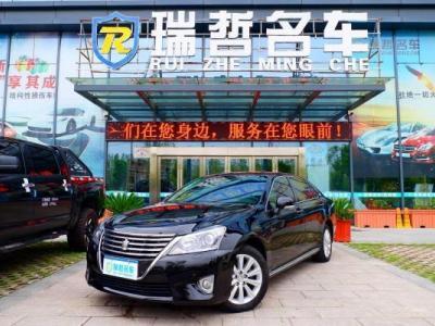 丰田 皇冠  2.5L  Royal Saloon 尊贵版图片