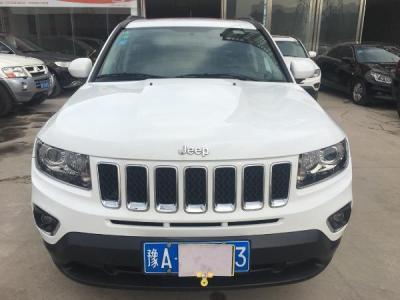 Jeep 指南者  2.4L 四驱豪华版 改款图片
