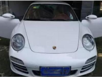保时捷 911 3.8 Speedster 限量版图片