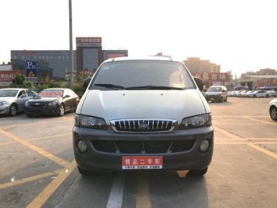 江淮 瑞风  2011款 一家亲 2.4 手动 标准版