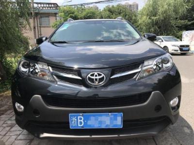 丰田 RAV4  荣放 2.0L CVT两驱风尚版图片