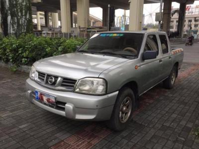 郑州日产尼桑NP300图片