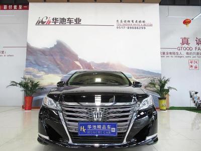 丰田 皇冠  2.0T 豪华版图片