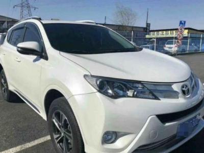 丰田 RAV4  荣放 2.0L CVT两驱都市版图片
