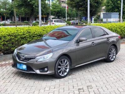 2014年8月丰田锐志2.5V 菁锐版图片