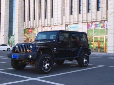Jeep 牧马人  2010款 3.8 四门 Sahara