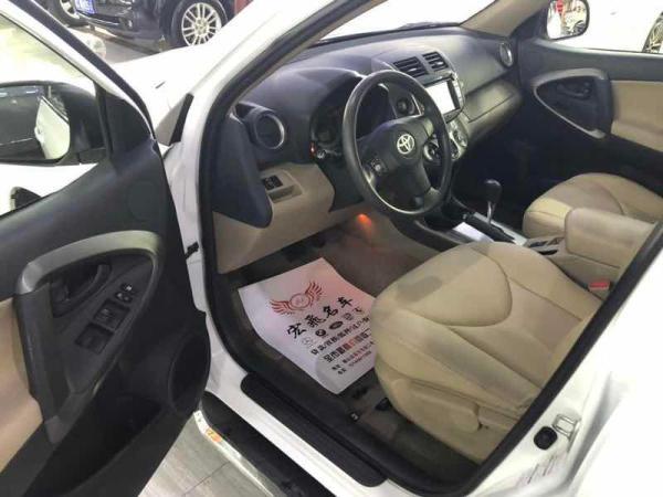 丰田 RAV4  2012款 2.0L 炫装版四驱图片
