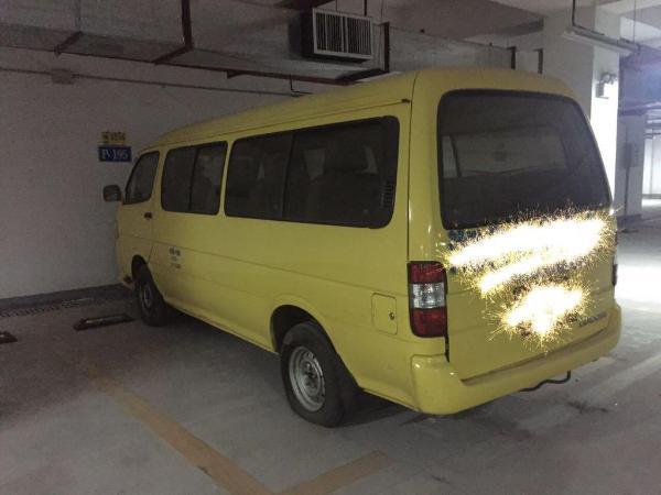 【湘潭】2013年5月 福田 风景 快运 2.0 标准型 长轴版 黄色 手动挡
