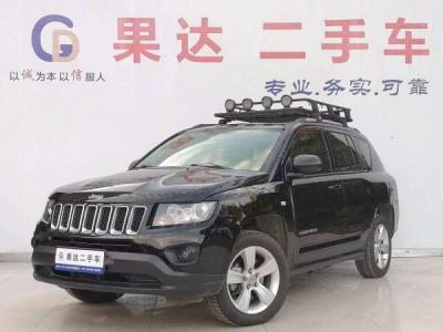 Jeep 指南者  2.0L 两驱运动版