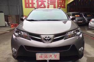 2013年10月 丰田 RAV4 2.5 四驱豪华版