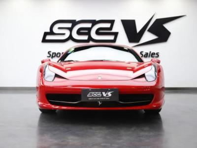 2011年8月 法拉利 458 4.5L 中国限量版图片