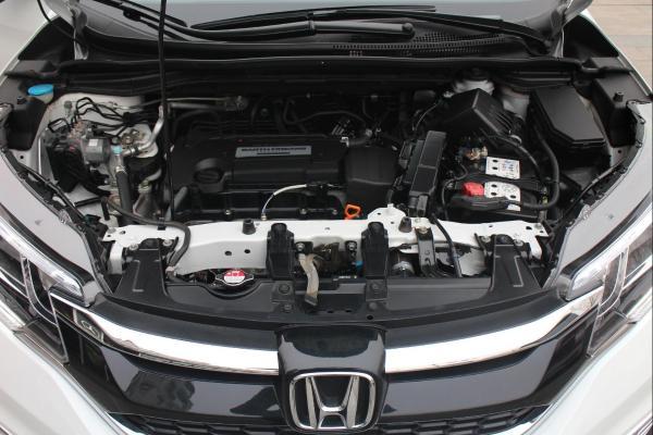 本田 CR-V  2015款 2.4L CVT四驱豪华版图片