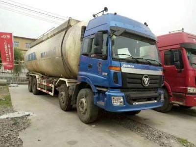 出售二手前四后八散装水泥罐车 欧曼 解放j6东风天龙 豪沃 德龙 华凌等图片