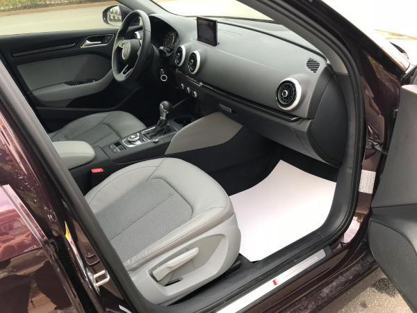 奥迪 奥迪A3  2018款 A3 1.4T 35TFSI Limousine时尚型图片