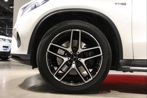 奔驰 奔驰GLE GLE43 4MATIC 轿跑SUV图片