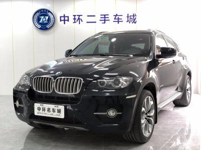 2011年9月 宝马 宝马X6(进口) X6 3.0T 豪华型图片