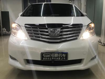 丰田 埃尔法  2011款 3.5L 豪华版图片