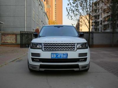 路虎 揽胜行政版 3.0T V6 SC Vogue SE 尊崇创世加长版